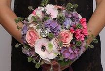 Bouquets by me / Some bouquets i did a time ago and now i look back and still like them :)