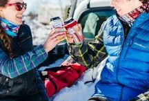 A Koozie For the Choosy / Après ski & koozies don't end when the life lines grind to a halt. The koozie lives on, spanning 365 days a year- and Turtle Fur is here to assure that you never experience a cold hand or a warm drink, no matter what the calendar reads.