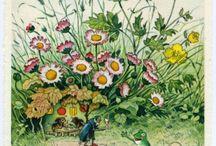 Blumenweide
