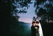 Wedding photography / Photography by Gold Coast and Mt Tamborine wedding photographers The Arched Window.