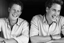 Prince William and Harry  / by Margaret Henswold
