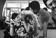 Kuaförlük dünyanın en güzel mesleği... / Kuaförler ve kadınlar... #hairist
