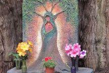 Altar ideas / by River Finn
