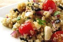 Quinoa & couscous / Quinoa recepten