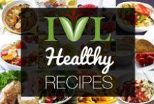 Eating / Healthy Recipes. Tips on eating for better health. / by Institute for Vibrant Living