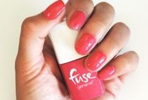 Na-no Way! / A seriously bright pink that's out of this world!  #FuseGelnamel #Gelnamel
