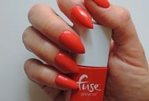 Elec-tric or Treat / A coral guaranteed to ignite the room.  #FuseGelnamel #Gelnamel