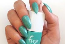 Intens-so-fly / A teal that will make you squeal.  #FuseGelnamel #Gelnamel