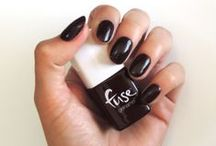 V-amp / A rich, alluring red that take the volume to the next level.  #FuseGelnamel #Gelnamel