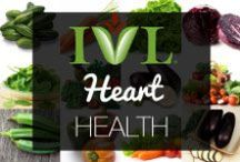 Heart Health / by Institute for Vibrant Living