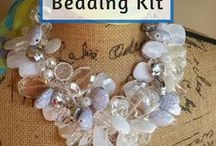 Twisted Sister Beading Kits / Twisted Sister Beading Kit and Tutorials. Learn my exclusive Twisted Sister Technique now available as kits.  Lots of colors too.