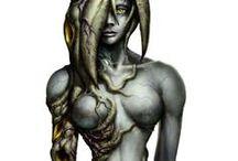 Strange Girls - Videogames 1 / Resident Evil, Silent Hill, Parasite Eve *WARNING for nudity & spoilers*