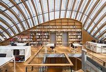 """Arquitectura Interior / """"El verdadero instrumento de la arquitectura, más allá de todos sus tecnicismos, es el espacio. El manejo imaginativo del espacio expresa las cualidades artísticas de un diseñador. Pero éste será incapaz de dar muestras de su imaginación a menos que domine las técnicas necesarias. Desarrollad una técnica infalible y luego ponéos a merced de la imaginación. El espacio limitado -abierto o cerrado- es el medio en que se desenvuelve la arquitectura.""""  BRUNO ZEVI"""