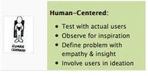 Design Thinking and Service Design / Design Thinking, Human Centric Design, Personas, Customer Experience, Sustainable Design, User experience design