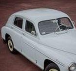FSO Warszawa - historia w fotografii / Historia pierwszego w powojennej Polsce samochodu osobowego  produkowanego seryjnie.  FSO Warszawa – polski samochód osobowy produkowany w latach 1951–1973 przez Fabrykę Samochodów Osobowych (FSO) w Warszawie na licencji udzielonej przez radzieckie zakłady GAZ w oparciu o projekt samochodu M20 Pobieda. Ostatnia Warszawa zjechała z taśmy produkcyjnej 30 marca 1973.  Przez cały okres produkcji powstało ogółem 254 471 egzemplarzy modelu.