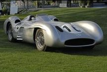 Mercedes - Mistrzowskie zespoły F1 / Historia zespołu Mercedes w wyścigach Grand Prix