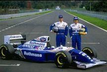 Williams - Mistrzowskie zespoły F1 / Historia zespołu Williams w wyścigach Grand Prix