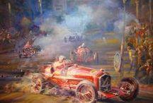Motorsport Art / Obrazy