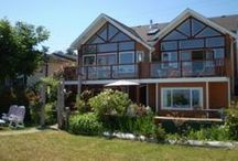 Where to Stay in Qualicum / Accomodations in Qualicum Beach, BC.
