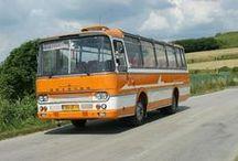 """SFA Autosan - historia w fotografii / Autosan – marka polskich autobusów, produkowanych niegdyś w Sanockiej Fabryce Autobusów """"Autosan"""", a od 1991 w przedsiębiorstwie Autosan S.A. w Sanoku, w 2013 postawionym w stan upadłości."""