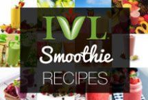Smoothie Recipes / by Institute for Vibrant Living