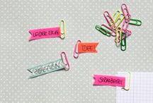 organize / lettere å organisere og få orden