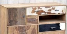Sideboards / The full Phil Bee collection of wooden sideboards.
