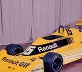 Renault - Mistrzowskie zespoły F1 /   Historia zespołu Renault w wyścigach Grand Prix