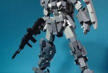 Lego- Mechine