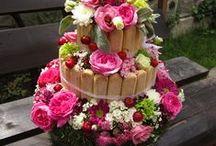 Food & flowers