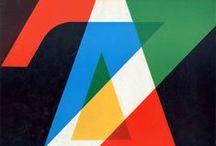 Old school / Grafica Svizzera   Americana   Bauhaus...