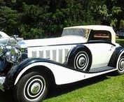 Hispano Suiza - historia w fotografii / Historia