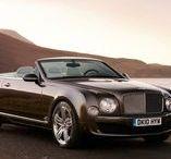 Bentley - historia w fotografii / historia