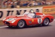 Race Cars cz.2B / Historia wyścigów samochodów sportowych