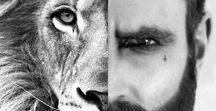 Beard, Tattoo, Cloth...