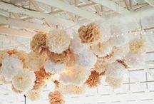 CELEBRATE / Decorations & Ideas to Celebrate!