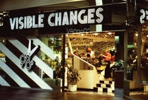 Visible Changes History / In 1977, Visible Changes began a revolution in the hairdressing industry with a company that delivered high quality services from well-trained stylists. Maryanne McCormack began with one salon in Greenspoint Mall in Houston, Texas, and the company has grown to include 17 salons across the state of Texas. Today, Visible Changes has hair salons located in major malls in Houston, Austin, San Antonio and Plano (Dallas area).