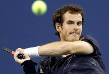 Andy Murray / Andy Murray is a Scottish tennis player, whom represents the entire British Empire. He has been the highest ranked player from that part of the world for many years, finally winning a Grand Slam Tournament in 2012
