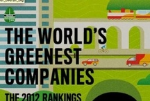 Green Business / Who are the top green brands? The best green brands are vital, relevant, powerful and pioneering. They are profitable, ethical, and ecologically responsible. They have a proven record of performance, strive to operate with transparency and they practice what they preach when it comes to sustainability.  ~ Interbrand.   Learn more at www.TaigaCompany.com