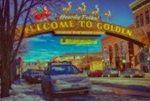 Golden, Colorado - Taiga Company's Home / Golden Colorado - The home of www.TaigaCompany.com