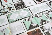 DESIGN | Layout / Design Layouts - Magazine & Brochures / by G M