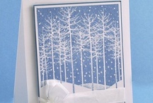 Cards - Christmas and Winter  / by Martha Schoffmann