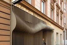DESIGN | Spaces / Retail & Interior Design of stores around the world