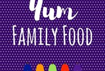 Yum - Family Food / Family food | Recipes | Simple, easy food | Budget friendly | Meal Plans | Slow cooker food | Healthy food | Tasty bakes