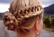 Fashion style flair / Hair doo's, clothes etc