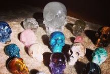 Crystal Skulls ~ Soul2Shine / Rare & Unusual Gemstone and Crystals Skulls offered by http://Soul2Shine