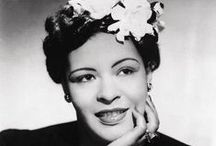 The Best Holiday Is Billie Holiday / although the music is before my time. the music is as soulful as and inspirational today. music like this doesn't get old it gets better. / by Sherrell Russell
