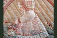 Sue Bonnet quilts / Ulla's Quilt World