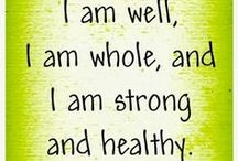 Affirmations/ Quotes