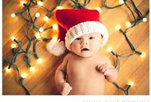Christmas Baby Photos / Christmas Baby Photos